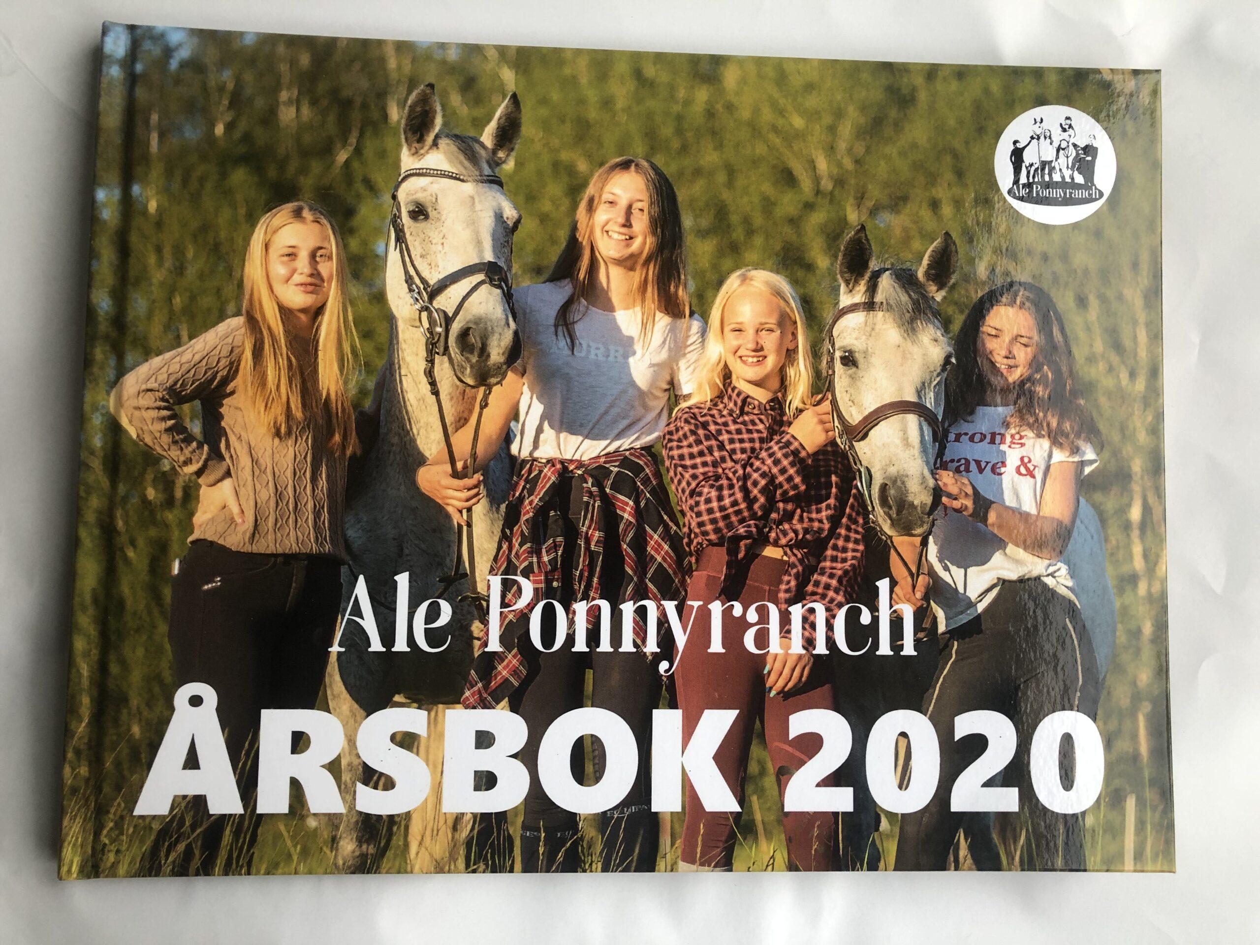 Omslag årsbok 2020